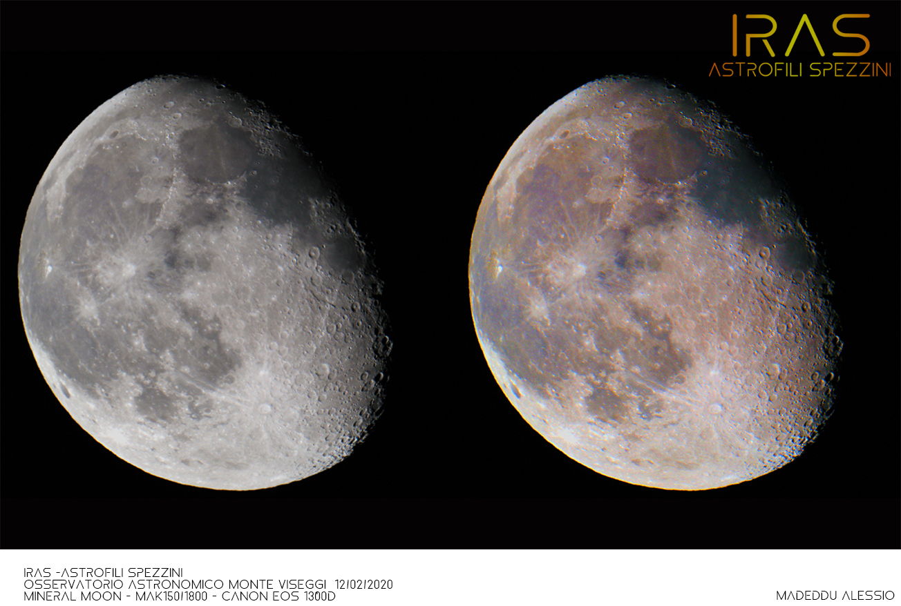 Luna - Mineral Moon